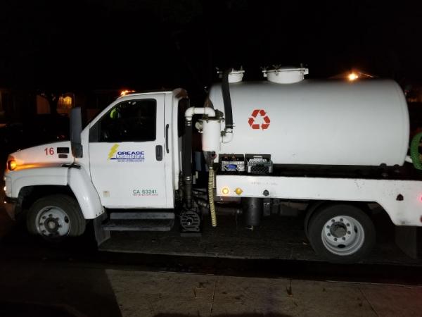 Kitchen Oil Recycling throughout San Francisco, Concord, Napa, and Santa Rita